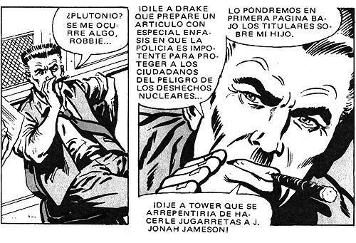 J. Jonah Jameson (creado por Stan Lee)