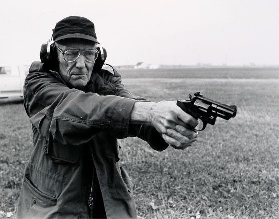 Burroughs shooting by Jon Blumb