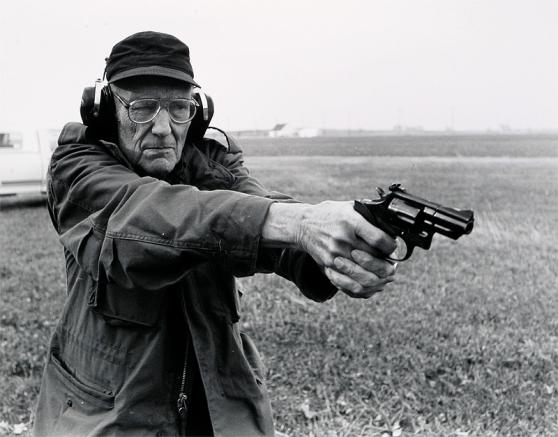 Burroughs shooting by Jon Blumb