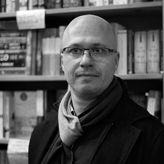 Aleksandar Hemon. Foto de Velibor Vožobić